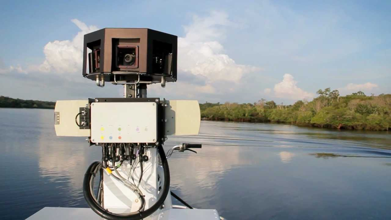 Armchair Adventurers Can Now Take A Street View Tour Of The Amazon