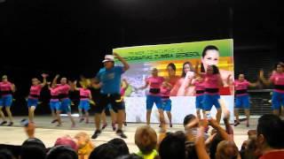 preview picture of video '2lugar en coreografias de zumba reynosa 2012'