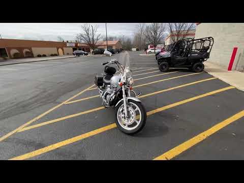 2007 Honda Shadow Spirit™ in Monroe, Michigan - Video 1
