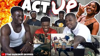 City Girls   Act Up(Reaction)