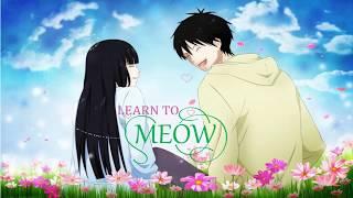 Learn to MEOW [LYRICS English Version] - Xiao Pan Pan and Xiao Feng Feng