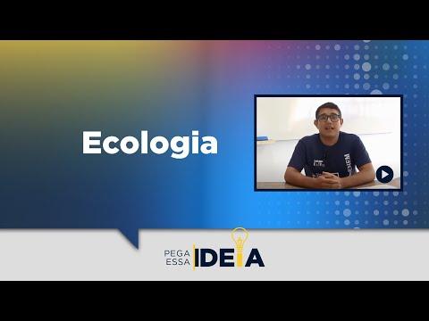 Pega Essa Ideia - Ecologia