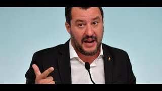 ITALIENS INNENMINISTER: Salvini kritisiert Verkauf von Versace