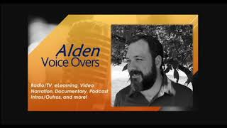 I will record a natural american male voice over for you