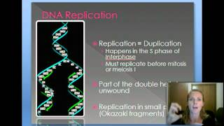 Biology- DNA...an overview!