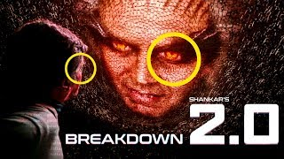 2.0 - Official Teaser Breakdown   Superstar Rajinikanth   Akshay Kumar   A.R.Rahman