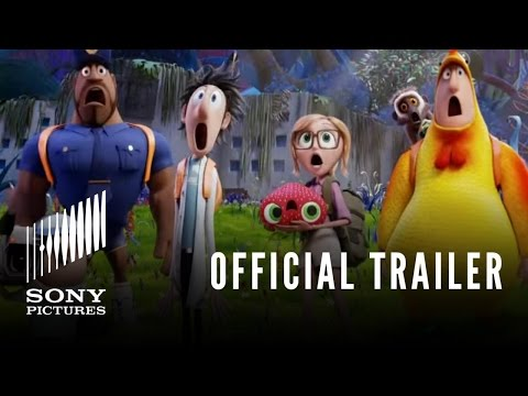 Cloudy with a Chance of Meatballs 2 (2013) Trailer 2
