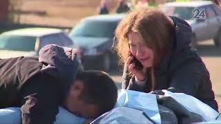 Татарстанец погиб под поездом: видео с места трагедии