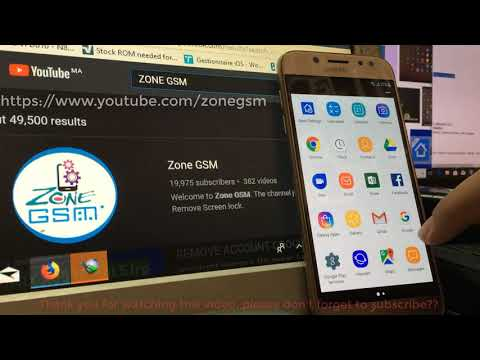 New Tricks 2018 Galaxy J7 Prime SM-G610F FRP Unlock Nougat