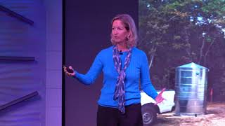 Designing, and Building, a Smart Low-Carbon Life | Elaine Gallagher Adams | TEDxHiltonHeadWomen