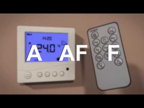 Prowarm pro digital remote silver electric thermostats videos asfbconference2016 Gallery