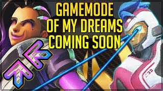 NEW ARENA MODE WITH PRIZES - New Skins - Dance Emotes - Overwatch Anniversary Hype and Theory!