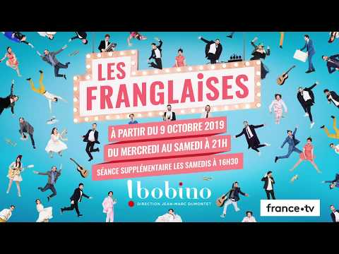 Les Franglaises à Bobino - Teaser