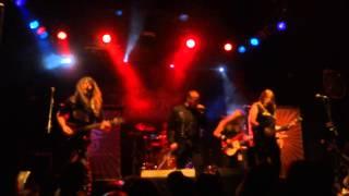 "Tim Ripper Owens @ Caracol - Madrid - ""Dead Meat"" - 7/09/14"
