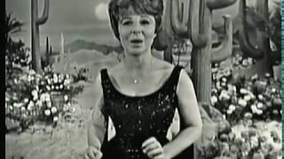 "Eydie Gorme sings ""Make the World Go Away""  and ""I Walk the Line"""