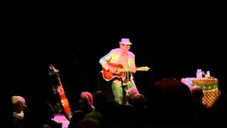 "John Hiatt 2016-05-02 Sellersville Theater Sellersville PA ""Lift Up Every Stone"""
