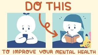 8 Things You Can Do To Improve Your Mental Health