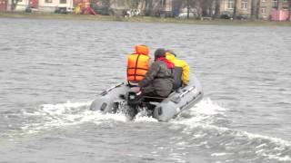 Тест драйв лодок викинги