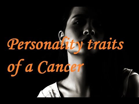 Video 10 Personality traits of a Cancer!
