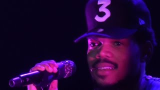Chance The Rapper - Same Drugs [Live at 013, Tilburg - 17-11-2016]