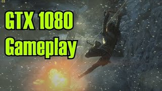 Water-Cooled GTX 1080 SLI Gameplay- The Division, Rise of the Tomb Raider, AC Syndicate