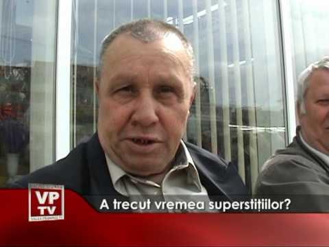 A trecut vremea superstiţiilor?
