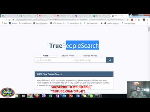 How to Skip trace    Skip tracing with accuracy    Verify records