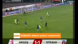 FC Arges - Steaua 2-2 (20.martie.2009)
