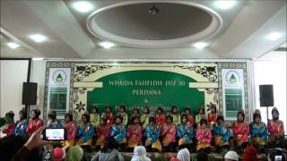 Tari Likok Pulo Di Wisuda Perdana Juz 30 Madin AlHikam Depok