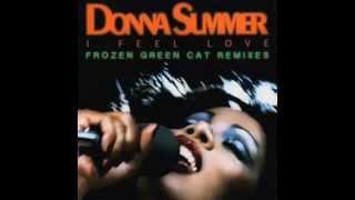 Donna Summer - I Feel Love (Frozen Green Cat Remix)