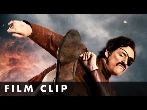 Mindhorn (Clip 'Audition')