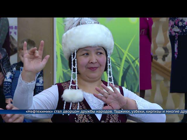 Ангарск стал центром празднования Навруза