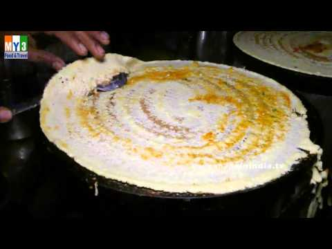 SOUTH INDIAN TOP BREAKFAST RECIPE | DOSA | STREET FOODS