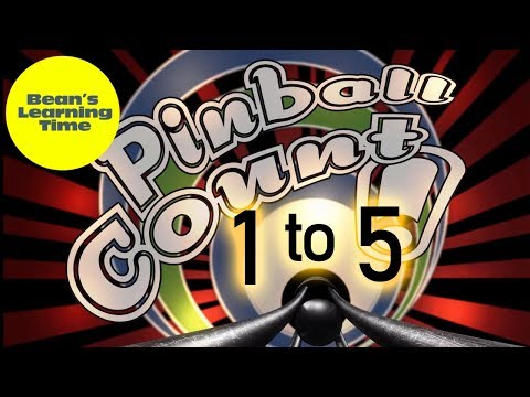Download Sesame Street Pinball Number Count All Segments Video 3GP