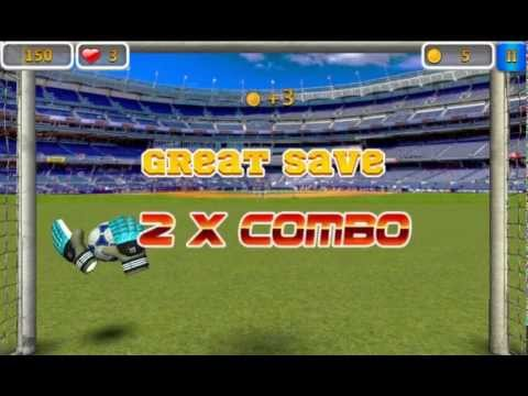 Video of Super Goalkeeper - Soccer Game