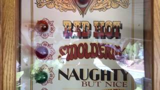 Love Tester fortune teller arcade machine