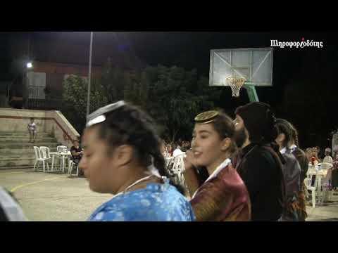 Χορευτική βραδιά διοργάνωσε ο Σύλλογος Ποντίων Μακροχωρίου (βίντεο)