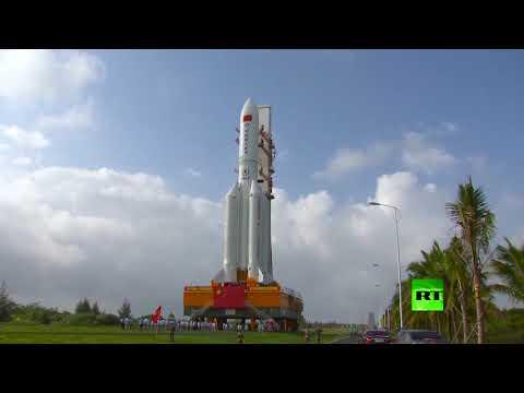 العرب اليوم - شاهد: الصين تُنفذ عملية إطلاق ناجحة لأكبر صواريخها الفضائية