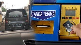 Pengendara Bawa Kabur Kartu E-Toll yang Dipinjamnya, Jumlah Saldo saat Dikembalikan Bikin Syok