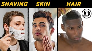 Top 3 Best NATURAL Men's Grooming Brands 2020 🍃 — Skin + Hair + Shaving