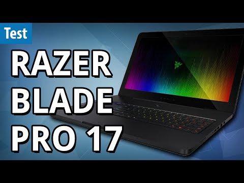 Was kann ein 4500 EURO NOTEBOOK? Razer Blade Pro 17 im Test