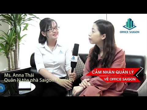 Tòa Nhà Saigon Mainson quận 3 Review về cty Office Saigon