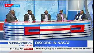 NASA split over house committees: Sunday Edition