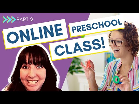 (Pt. 2) How to Start Online Preschool Without a Degree, Experience ...