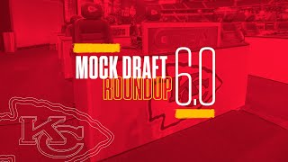 Mock Draft Roundup 6.0: Who Do the Experts Believe the Chiefs will take at No. 32?