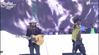 Lil Nas X   Old Town Road And Panini LIVE At Rolling Loud Miami 2019 Ft. Billy Ray Cyrus (FULL SET)
