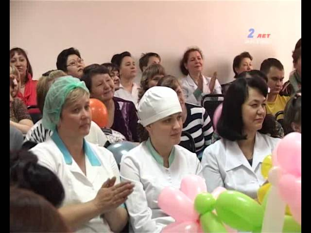 Медсестры соревнуются в мастерстве
