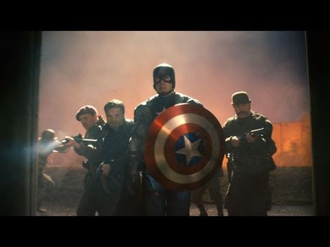 Movie Trailer: Captain America: The First Avenger (1)