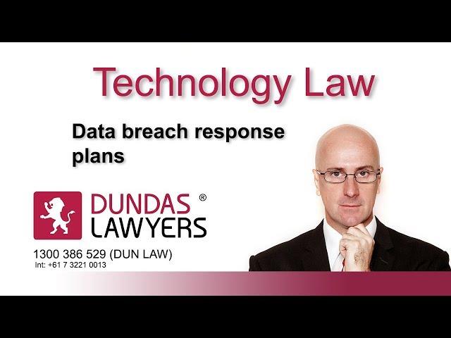 What is a Data Breach Response Plan