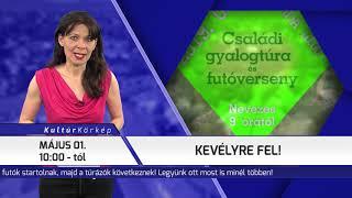 TV Budakalász / Kultúrkörkép / 2019.04.25.